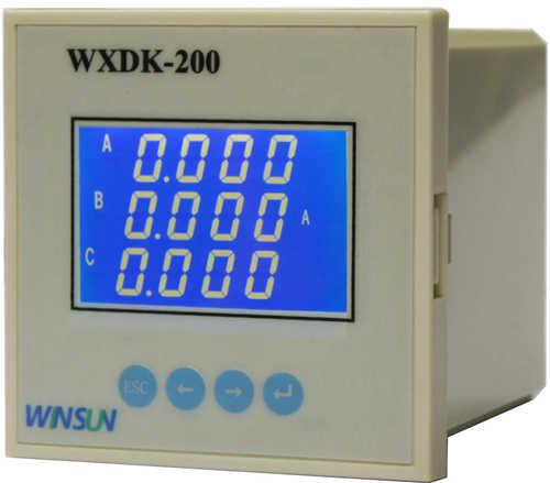 WXDK-200系列單相/三相數顯表